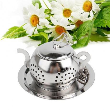 Цедка за запарка на чай - чайниче